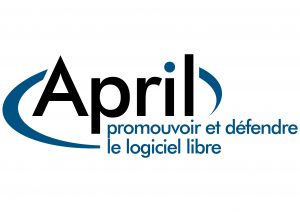 logo de l'association april- promotion du logiciel libre